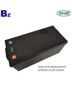 충전식 태양 에너지 저장 시스템 배터리 (납산 대체 배터리) 12.8V 9Ah 12.8Ah 20Ah 28Ah 38Ah 40Ah 55Ah 100Ah 220Ah 리튬 철 인산염 배터리