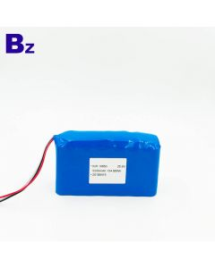 중국 최고의 리튬 이온 배터리 공장 정수기 용 18650 배터리 맞춤화 BZ 18650 7S2P 25.9V 5200mAh 리튬 이온 배터리 팩