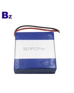 중국 사용자 정의 핫 판매 충전식 리튬 이온 배터리 BZ 80100100-4S 14.8V 10AH Lipo 배터리 팩
