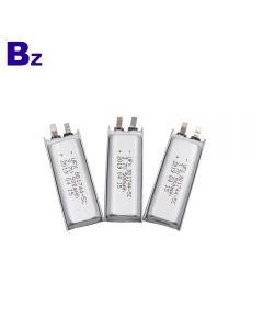 최고의 리튬 전지 제조업체 전자 담배 충전 상자의 충전식 배터리 사용자 정의 BZ 801744 5C 3.7V 500mAh 리튬 폴리머 배터리