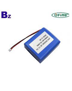 공장 맞춤형 최신 미니 휴대용 가습기 Lipo 배터리 UFX 955565-3S 5000mAh 11.1V 리튬 폴리머 배터리