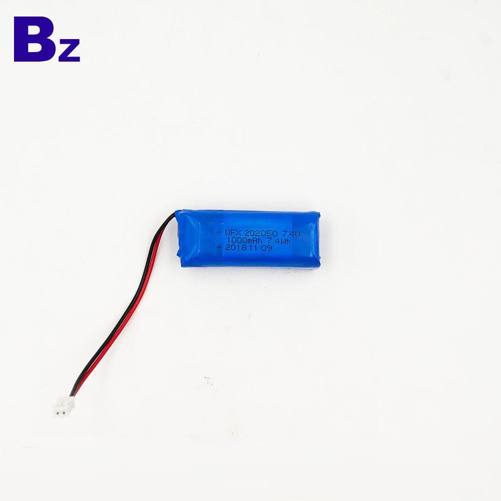 102050-2S 1000mAh 7.4V LiPo 배터리