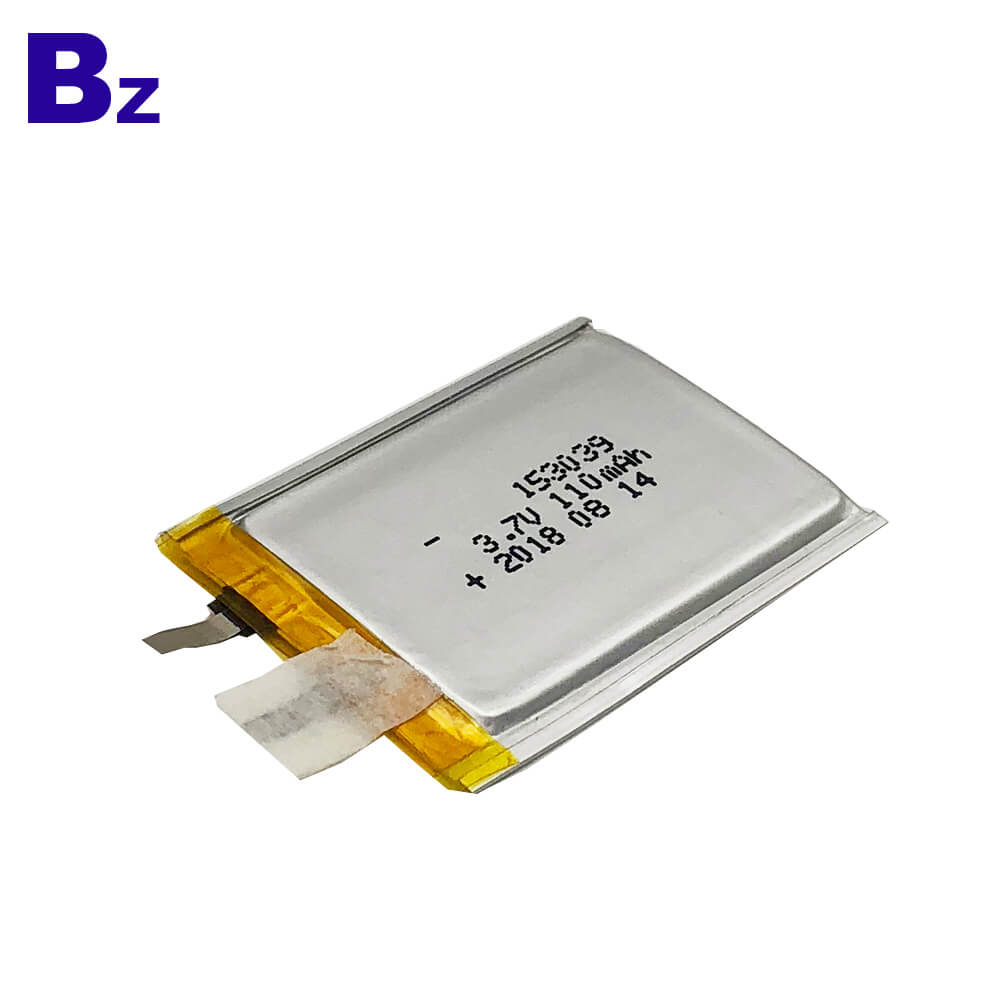 파워 카드 용 초박형 배터리