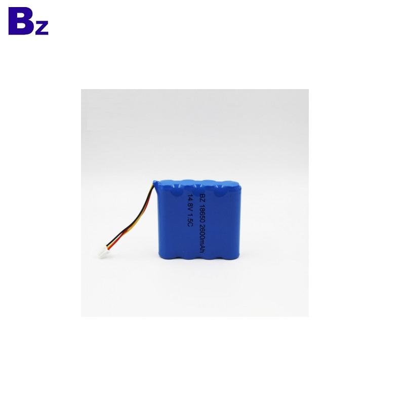 BZ 18650 2600mAh 14.8V 1.5C 원통형 리튬 이온 배터리