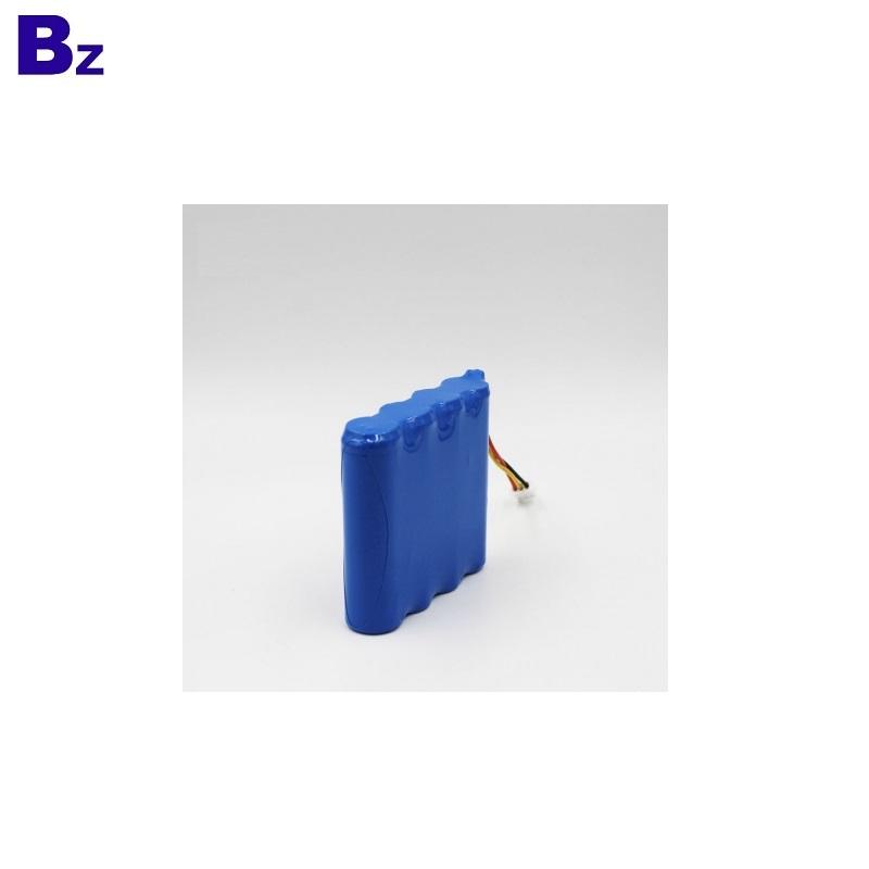 18650 2600mAh 14.8V 1.5C 원통형 리튬 이온 배터리