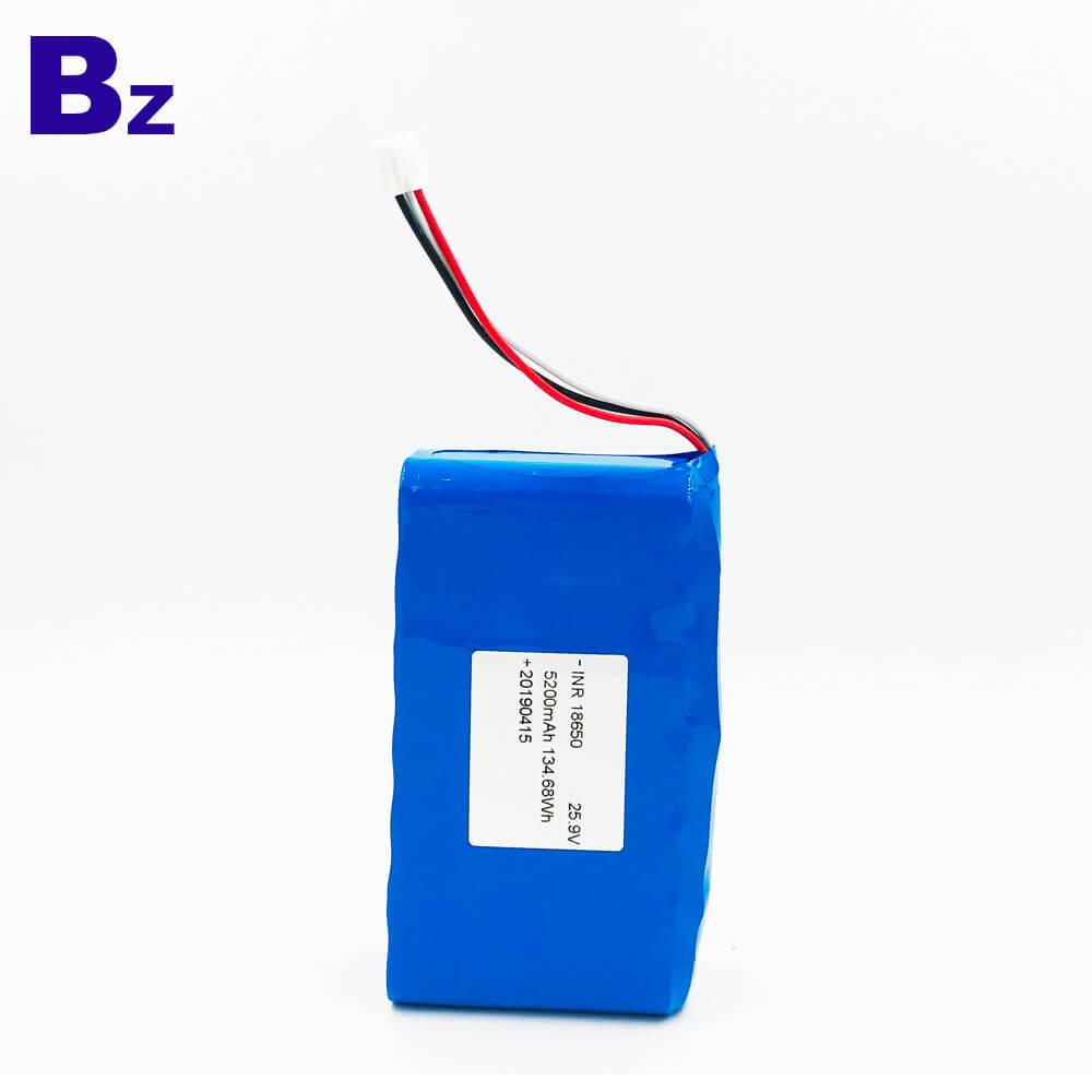 정수기 용 배터리