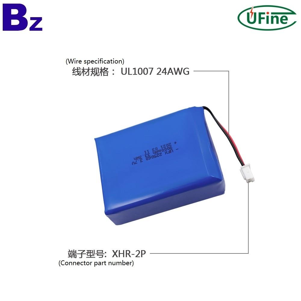 2021 년 최고의 중국 배터리 공장 공급 9000mAh Lipo 배터리