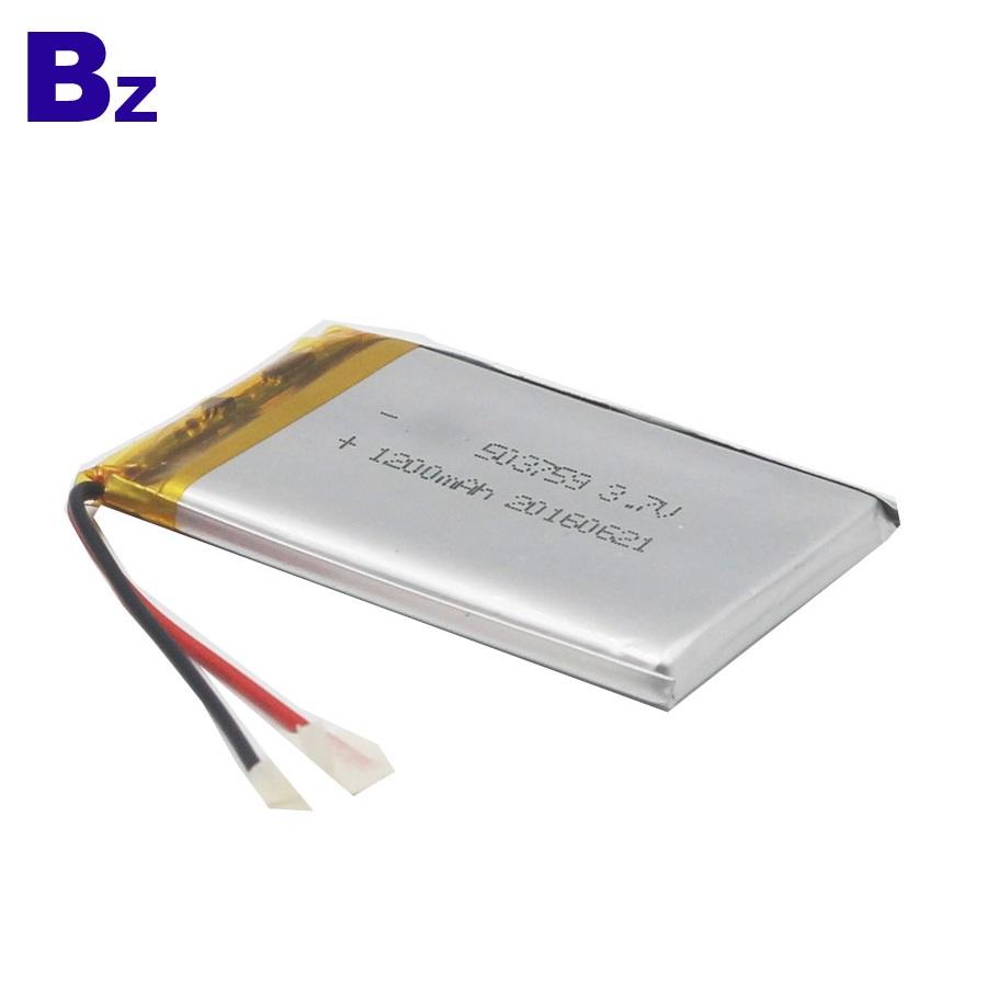 1200mAh KC 인증 LiPo 배터리