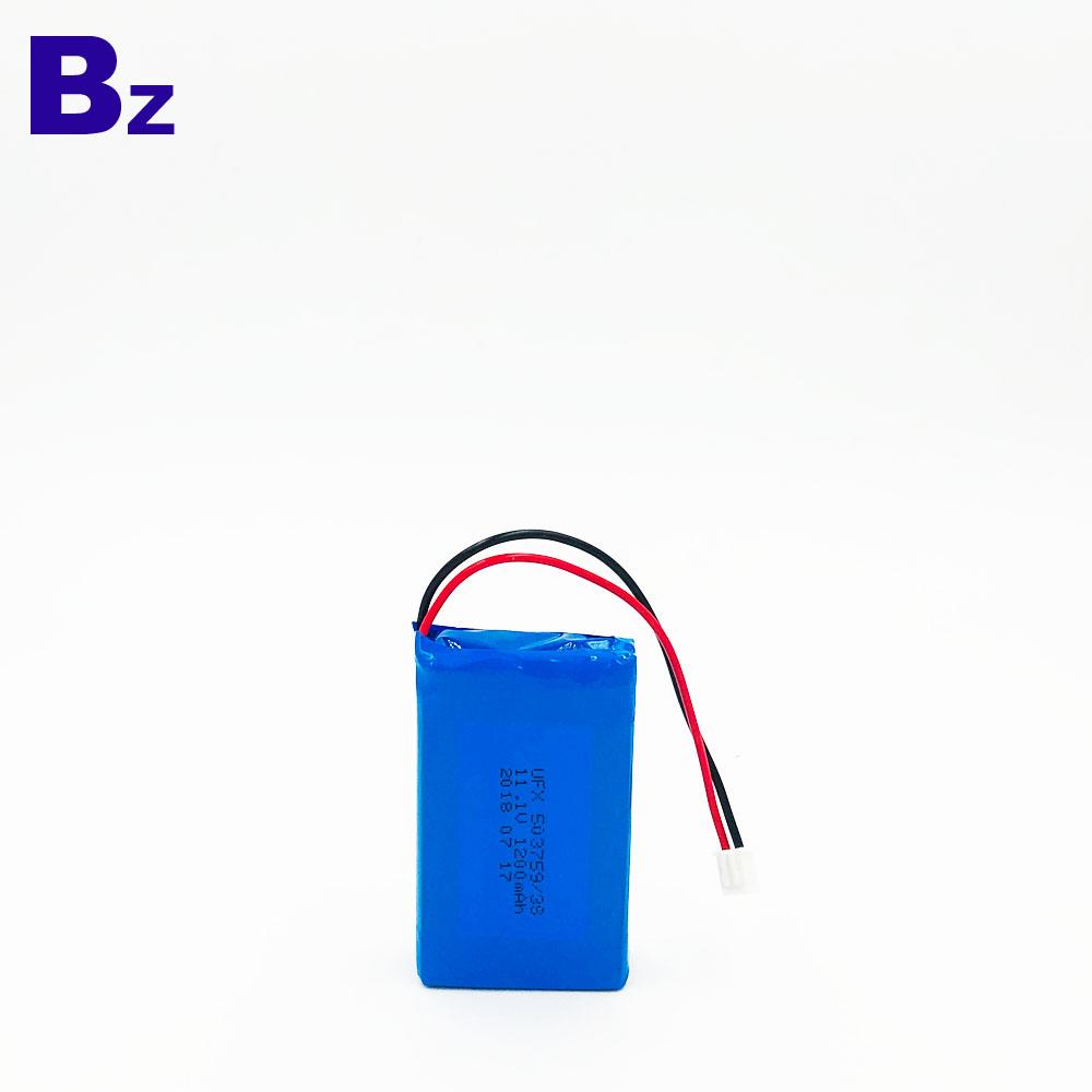 의료용 충전식 배터리