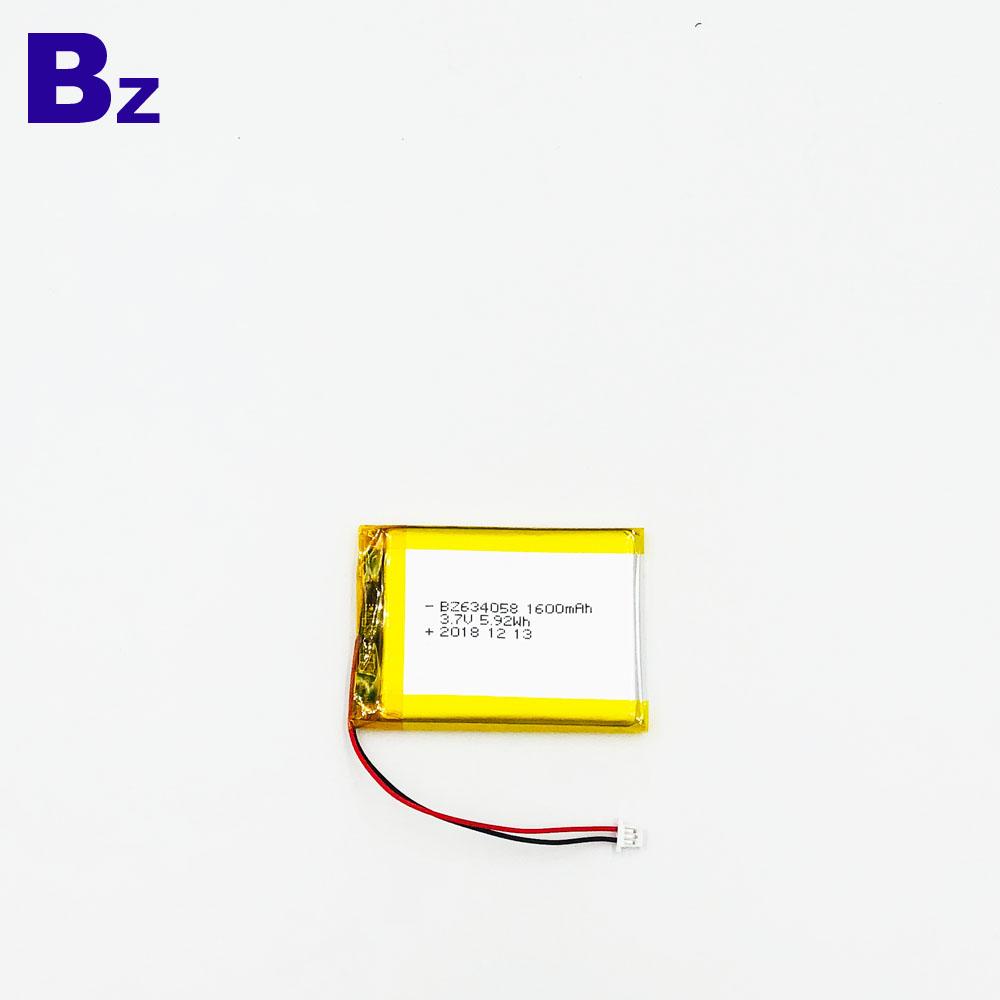 Gps 용 리튬 이온 폴리머 배터리
