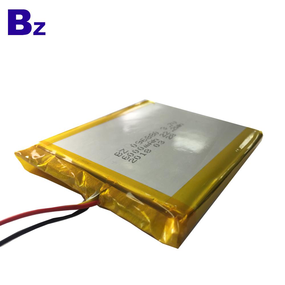 906880 6000mAh 3.7V 리튬 이온 배터리