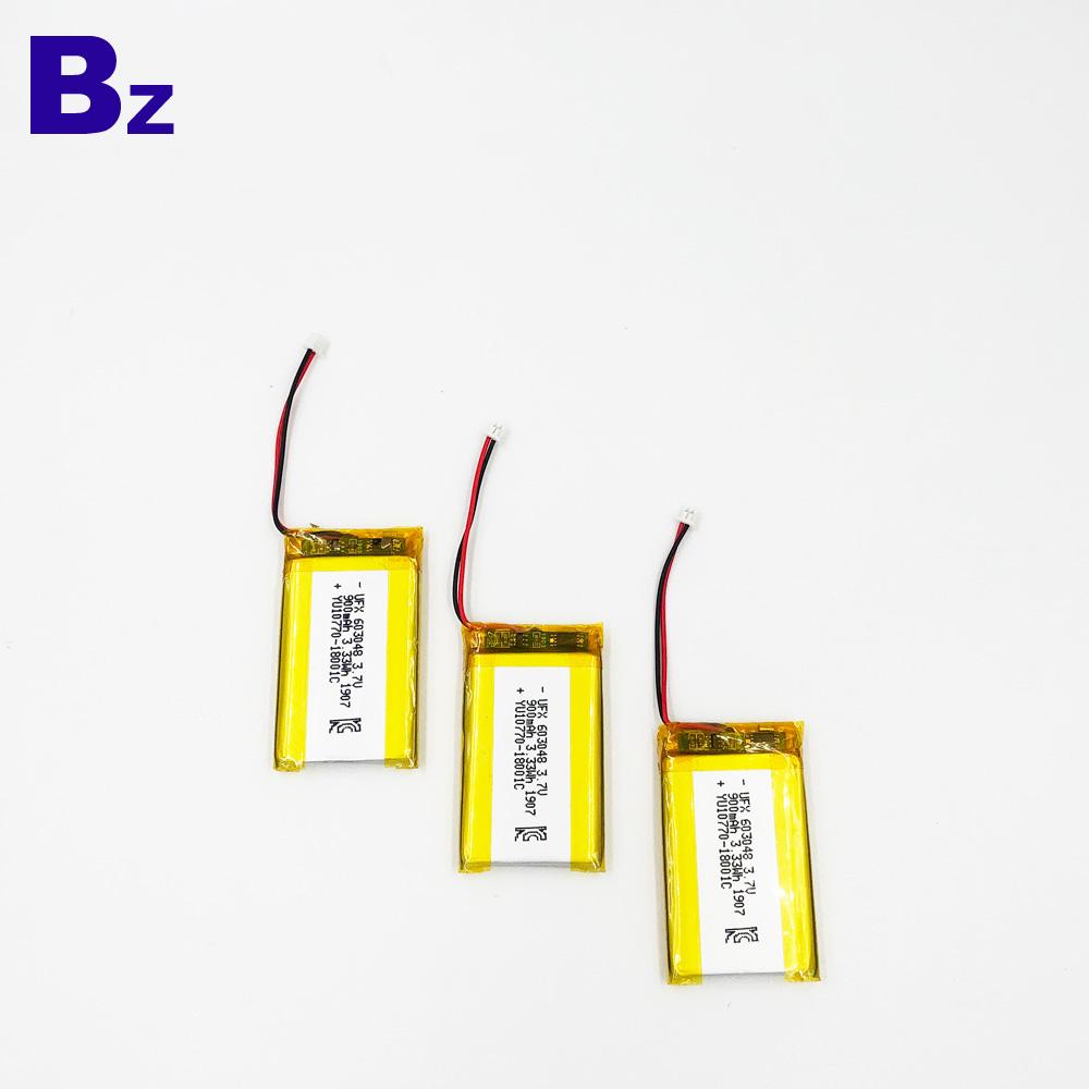 KC 인증 리튬 폴리머 배터리