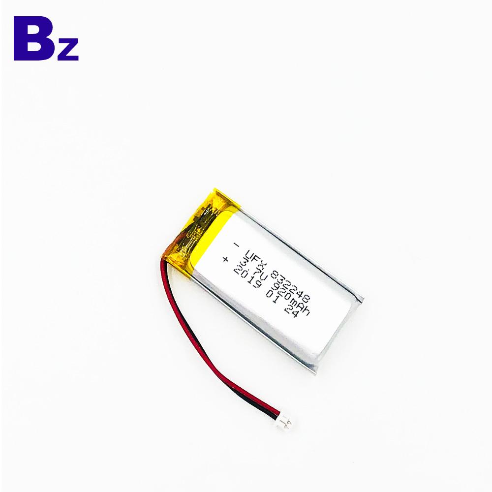 UFX 832248 920mAh 리튬 폴리머 배터리