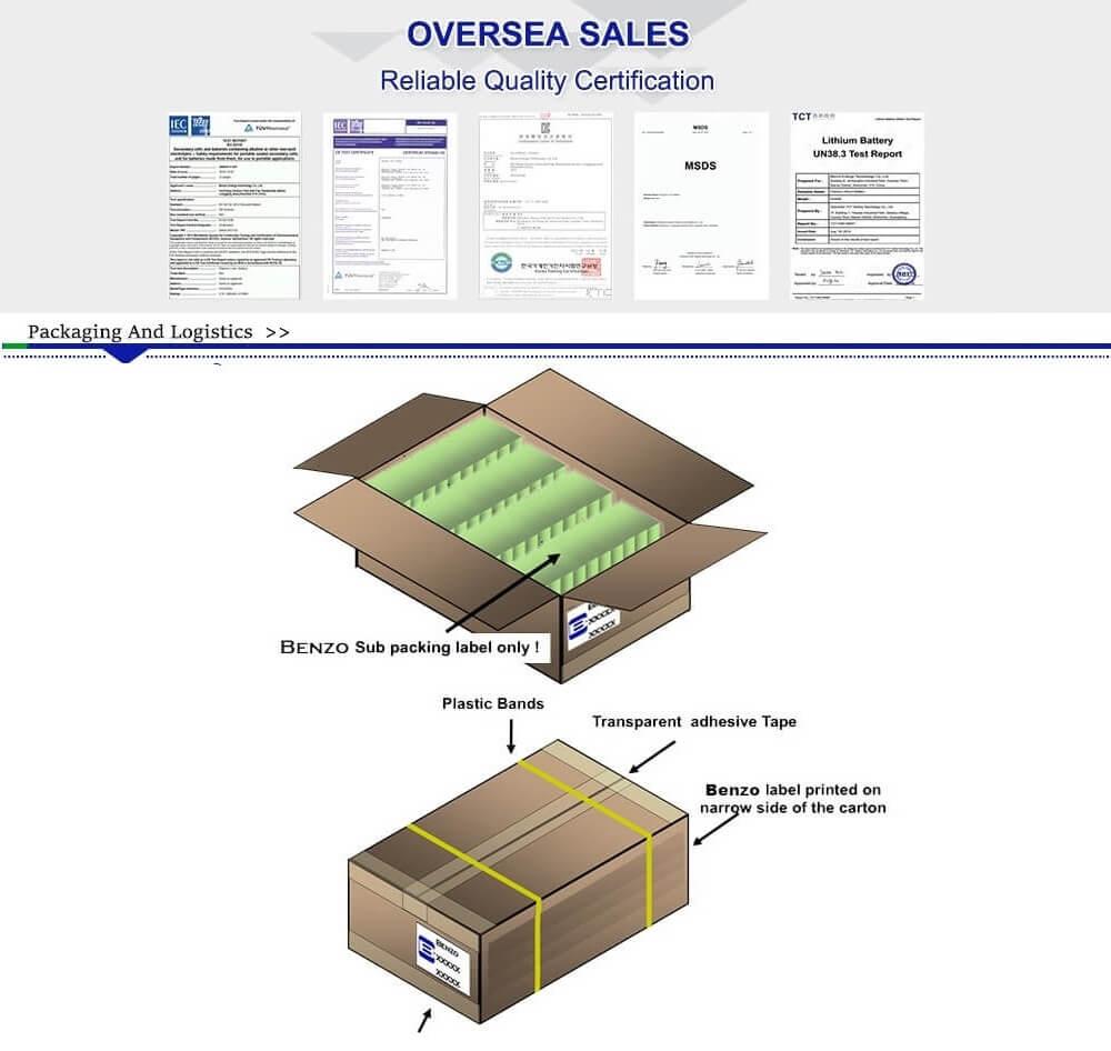 lipo battery shipping