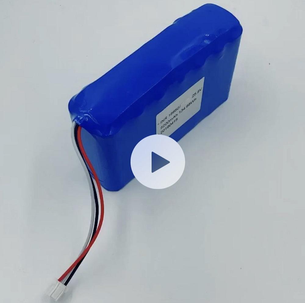 18650 정수기 용 배터리
